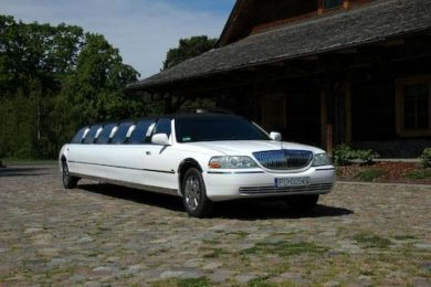 Limuzyna Lincoln Town Car IV 185 – 14 miejsc